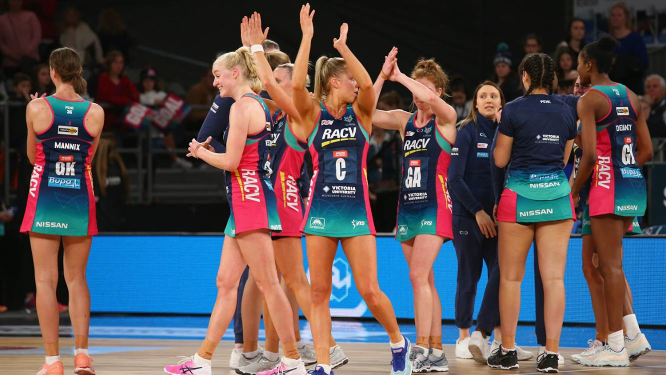 2019 Suncorp Super Netball Fixture Revealed