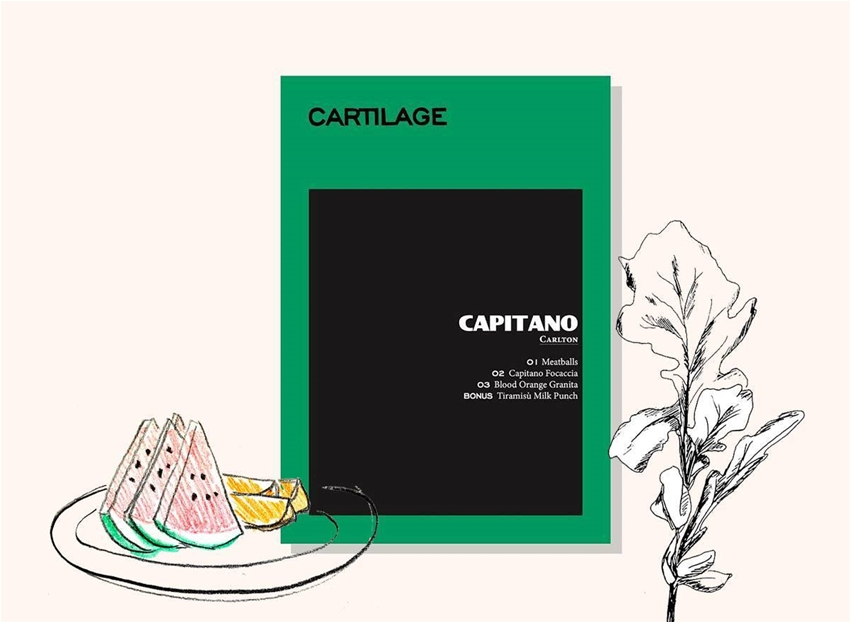 recipe journals filled with dishes from top-notch restaurants