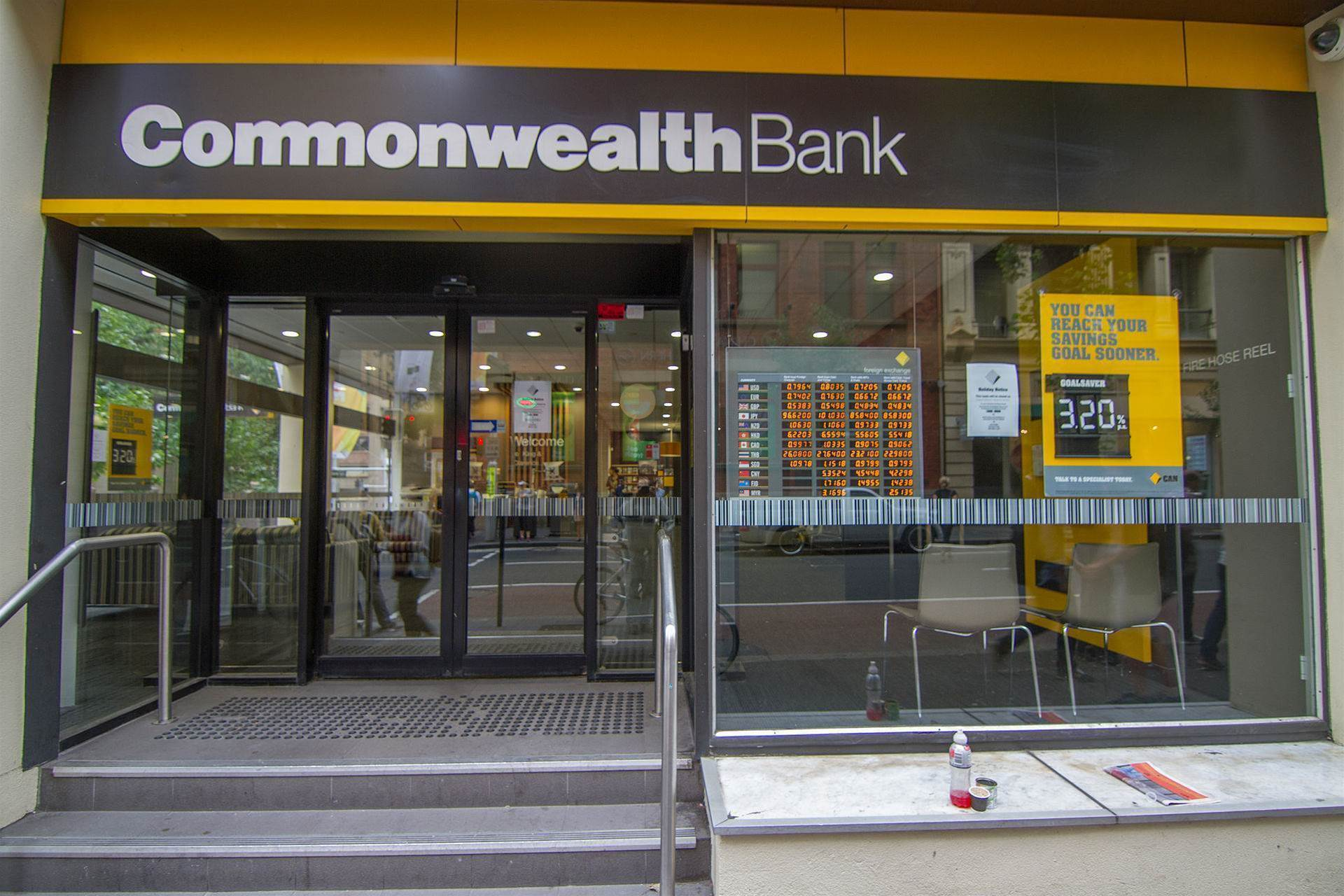CBA lost backup tapes with 20m customers' details