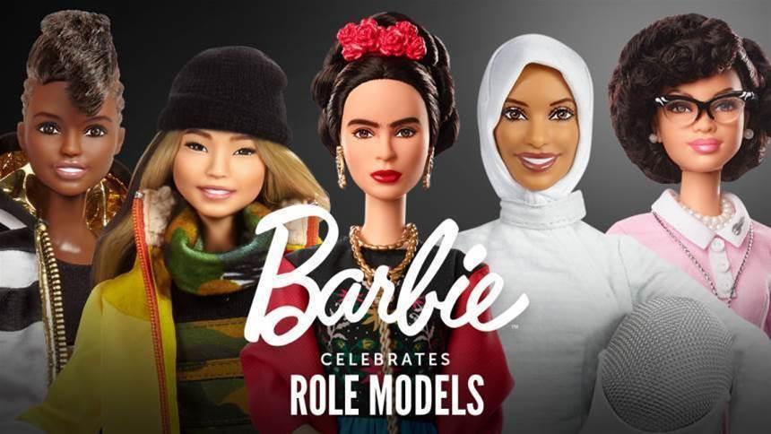 The 17 inspirational women getting their own Barbie dolls, from NASA's Katherine Johnson to UK boxer Nicola Adams