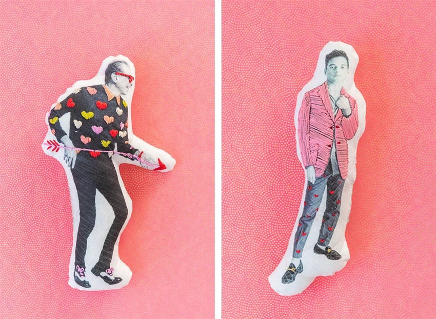 diy celebrity crush dolls