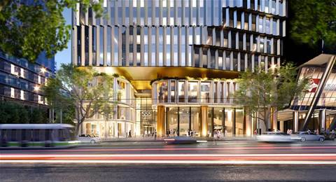 Ground broken on Amazon's new Melbourne HQ
