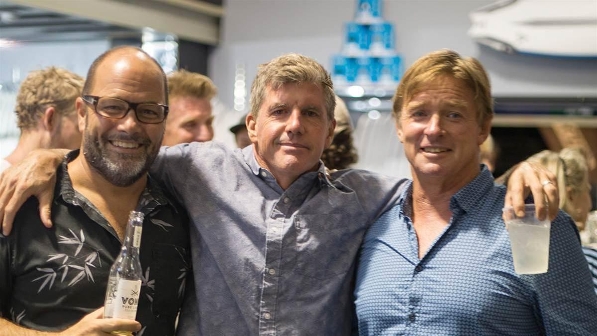 Opening: Surfboard Empire with Jon Pyzel and Matt Biolis