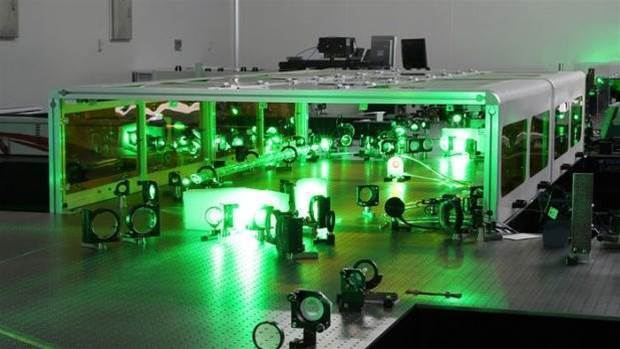 Yes, China is building a super laser; no it's not going to kill us all