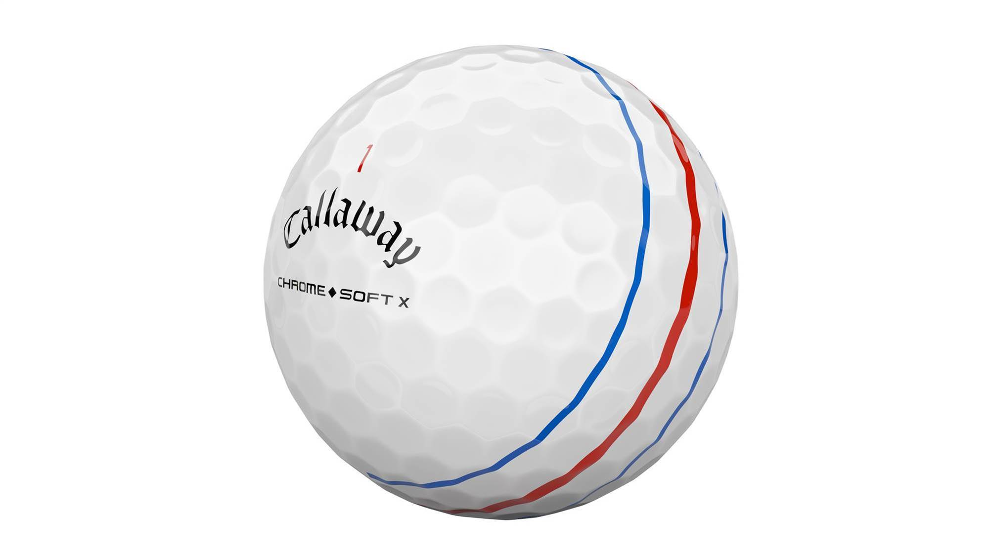 Callaway adds Triple Track to Chrome Soft X
