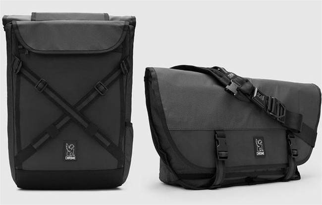 TESTED: Chrome Welterweight commuter bags