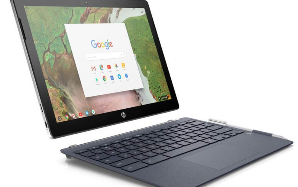 HP's Chrome-powered convertible is gunning for the iPad Pro
