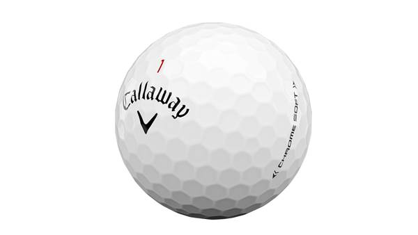 Callaway changes everything with new Chrome Soft