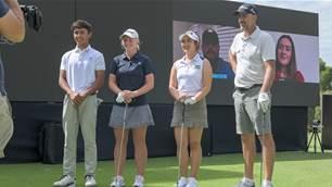 PGA and WPGA Tour expand partnership with Webex