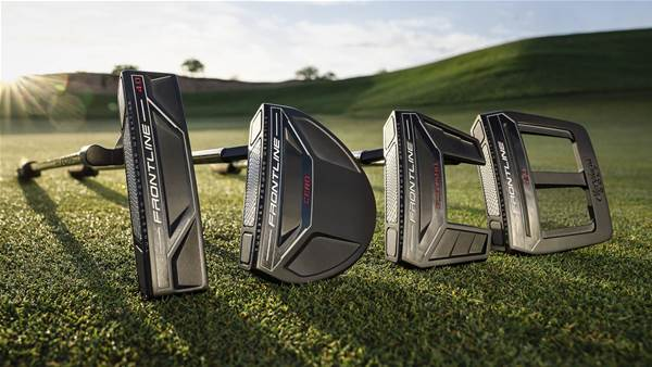 Cleveland expands Frontline putter offering