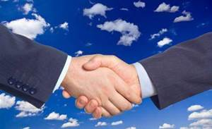Dropbox, Salesforce partner for cloud service integration