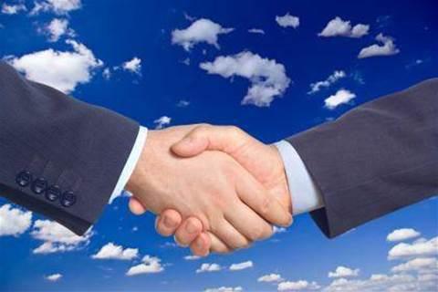 Dropbox, Salesforce partner for cloud service integration
