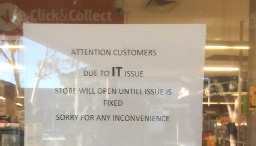 Coles recovers from nationwide IT outage