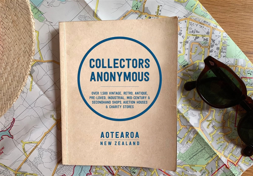 collectors anonymous is a guide to new zealand's vintage shops