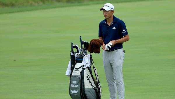 Winner's Bag: Collin Morikawa – Workday Charity Open