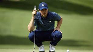 Spieth and Garcia off to blistering start in Texas