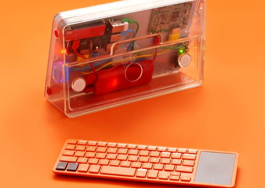 Build your own PC with Kano's Computer Kit Complete – and then learn to code