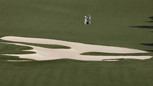 Augusta National playing firm and fast … for now
