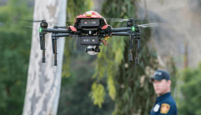 US DHS warns of data threat from Chinese-made drones