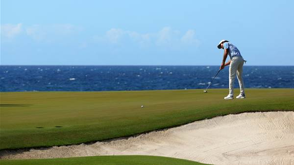 Baddeley drops off the pace at PGA Tour's Corales