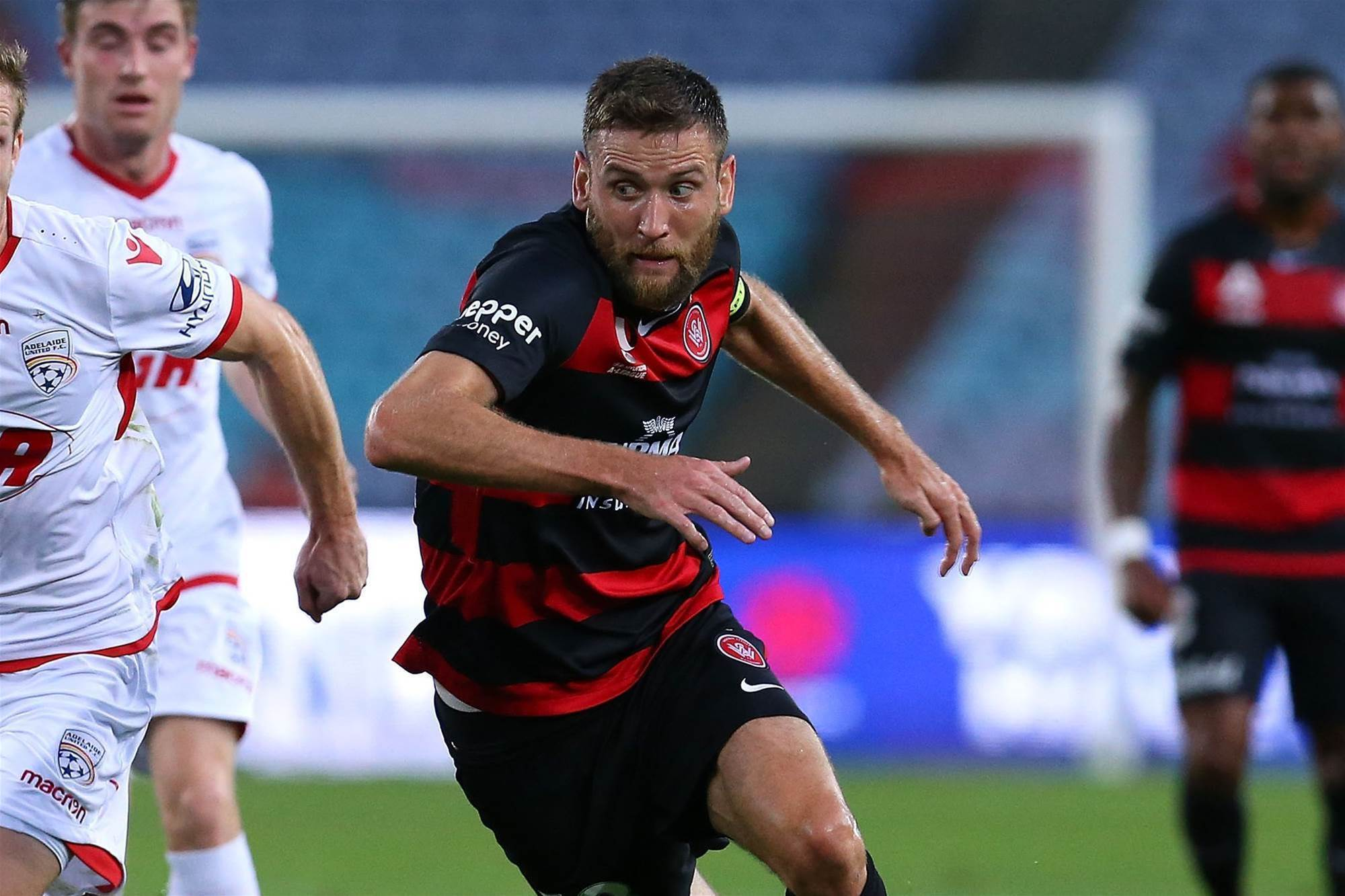 Cornthwaite released by Wanderers
