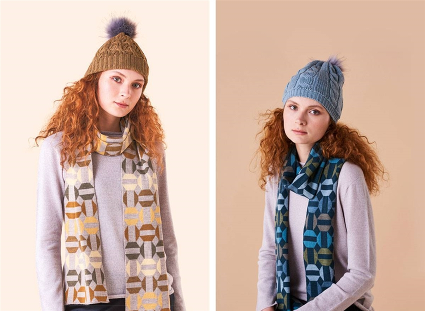 snuggly scarves by uimi