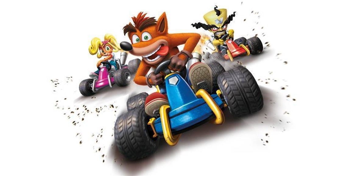 Playing Now: Crash Team Racing Nitro-Fueled
