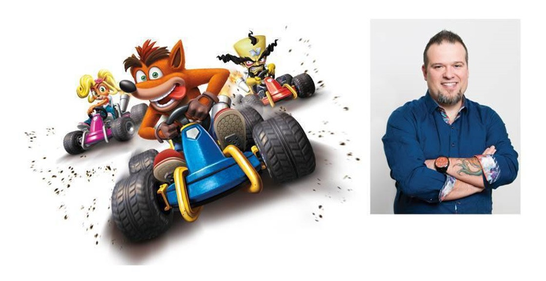 Meet the Crash Team Racing Nitro-Fueled Creative Director