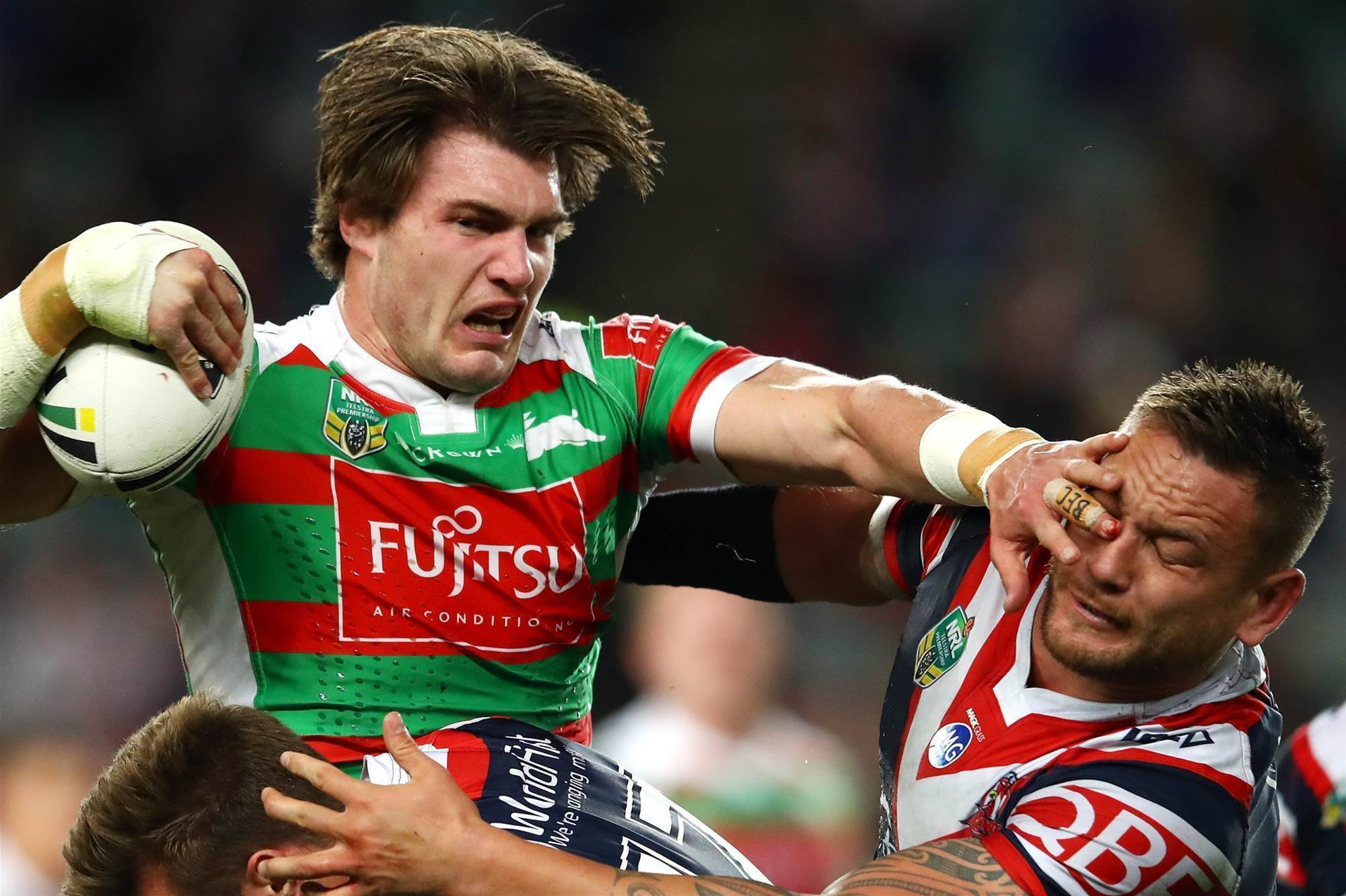Roosters sign Rabbitohs star