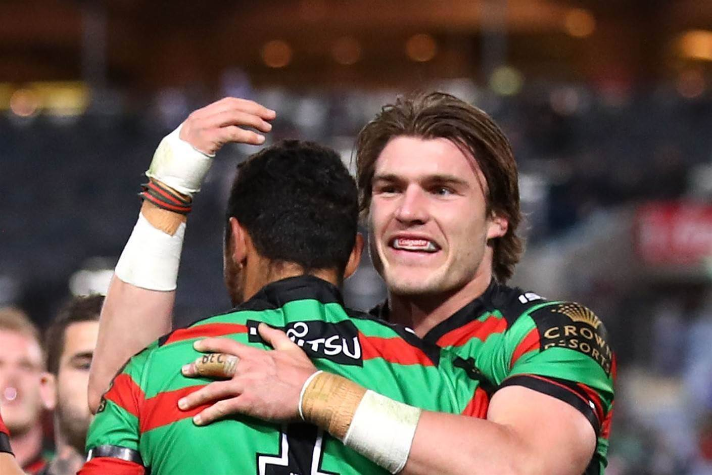 Crichton in Red and Green for 2018