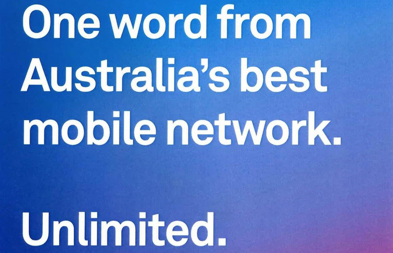 Telstra ordered to bin 'Unlimited' ads for three years
