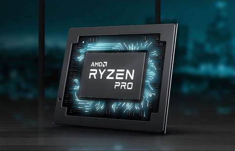 AMD unveils 2nd-gen Ryzen Pro chips for business PCs