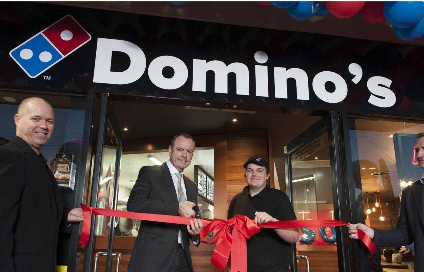 Domino's taps Datacom for store upgrades