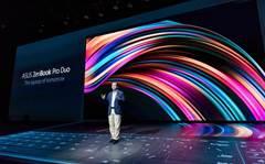 ASUS joins dual-screen laptop bandwagon