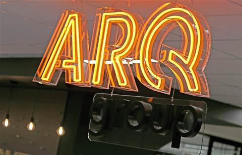 Arq Group revenue dragged down by enterprise business
