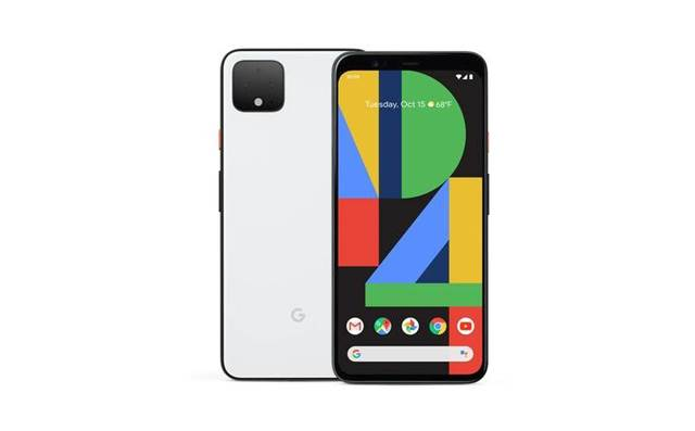 Google officially unveils the Pixel 4