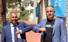 Delv partners with Uni of Canberra