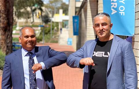 MSP Delv partners with University of Canberra for research, integrated learning