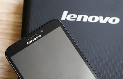 Lenovo suffers biggest loss in nine years