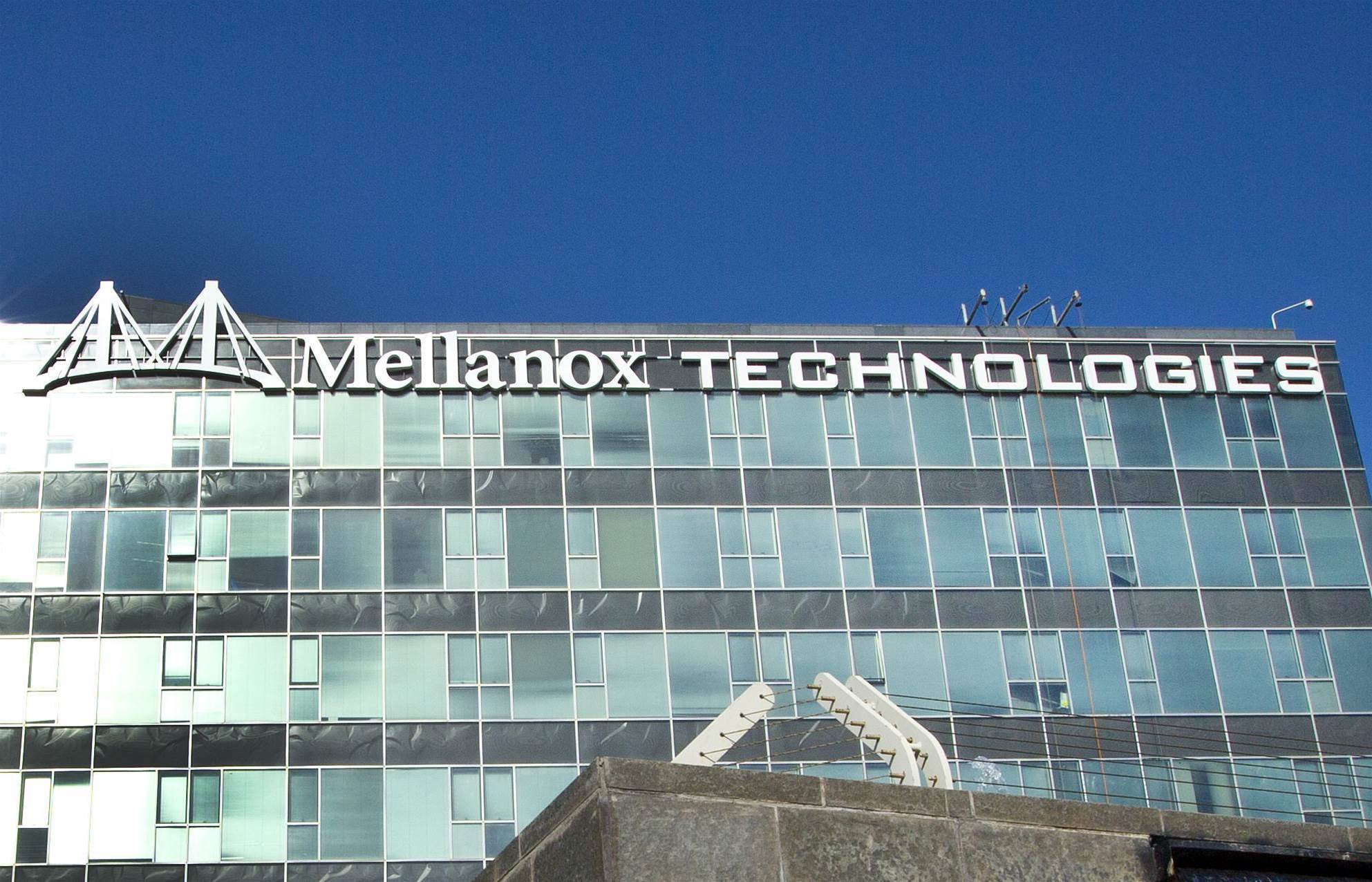 Microsoft reportedly eyeing Mellanox acquisition