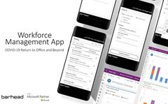 Barhead launches return-to-office app