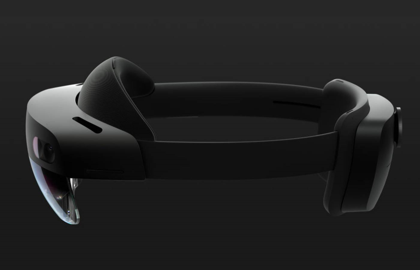 Microsoft takes wraps off HoloLens 2