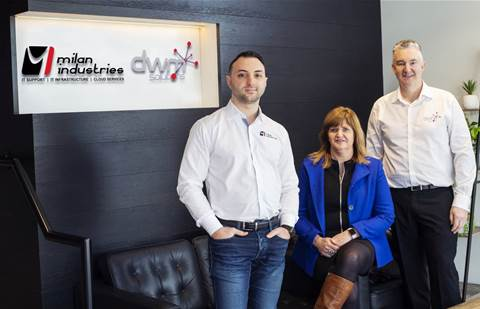 Melbourne MSPs Milan Industries and DWM Solutions merge