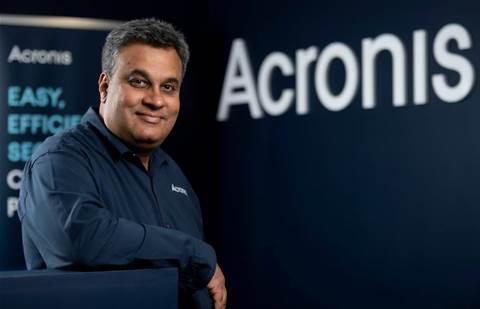 Acronis promotes ANZ boss Neil Morarji to lead APAC business