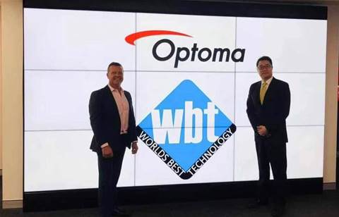 Distie World Best Technology adds Optoma projectors