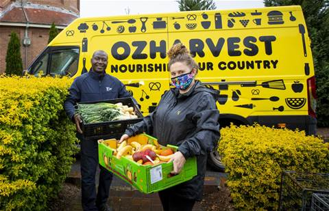 Dicker Data, Kaspersky team up to raise funds for food rescue charity OzHarvest