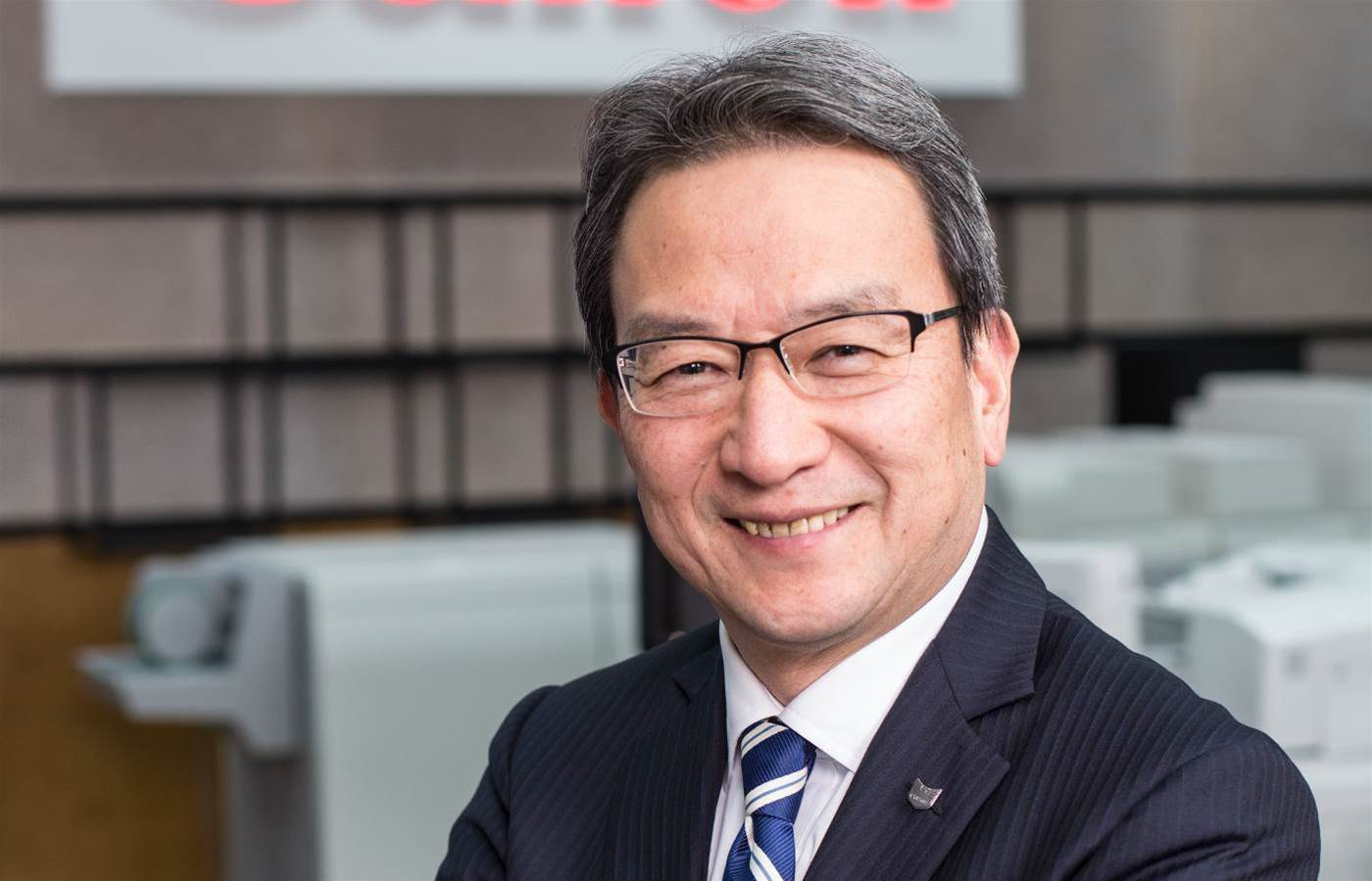 Canon Oceania MD departs