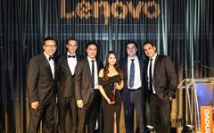 Lenovo reveals top performing Aussie partners of 2018