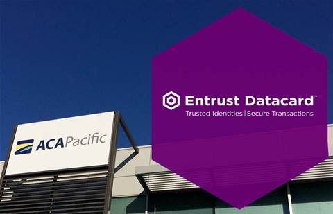 ACA Pacific adds identity solutions vendor Entrust Datacard