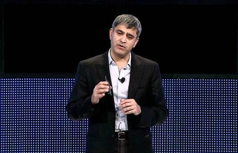 Palo Alto names former Google exec Amit Singh as president